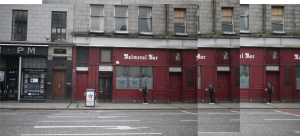 Being Persistently in Place 1: Union St., Aberdeen (2014)
