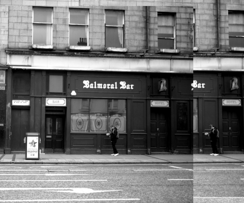 Being Persistently in Place I: Union St., Aberdeen
